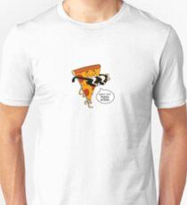 Don't Eat Pizza Steve T-Shirt