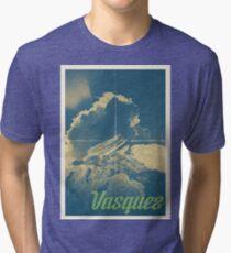Vasquez Rocks Tri-blend T-Shirt