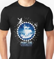 Paint the Night - Second Star to the Right T-Shirt