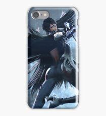 Smash 4 Bayonetta iPhone Case/Skin