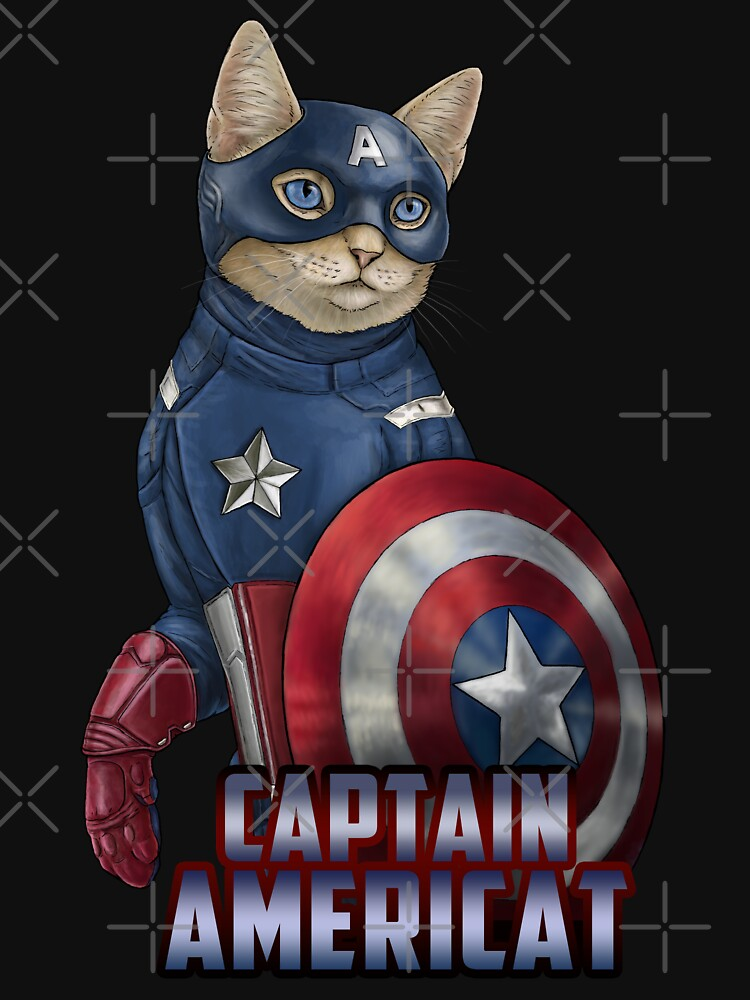 Captain Americat by jennyparks