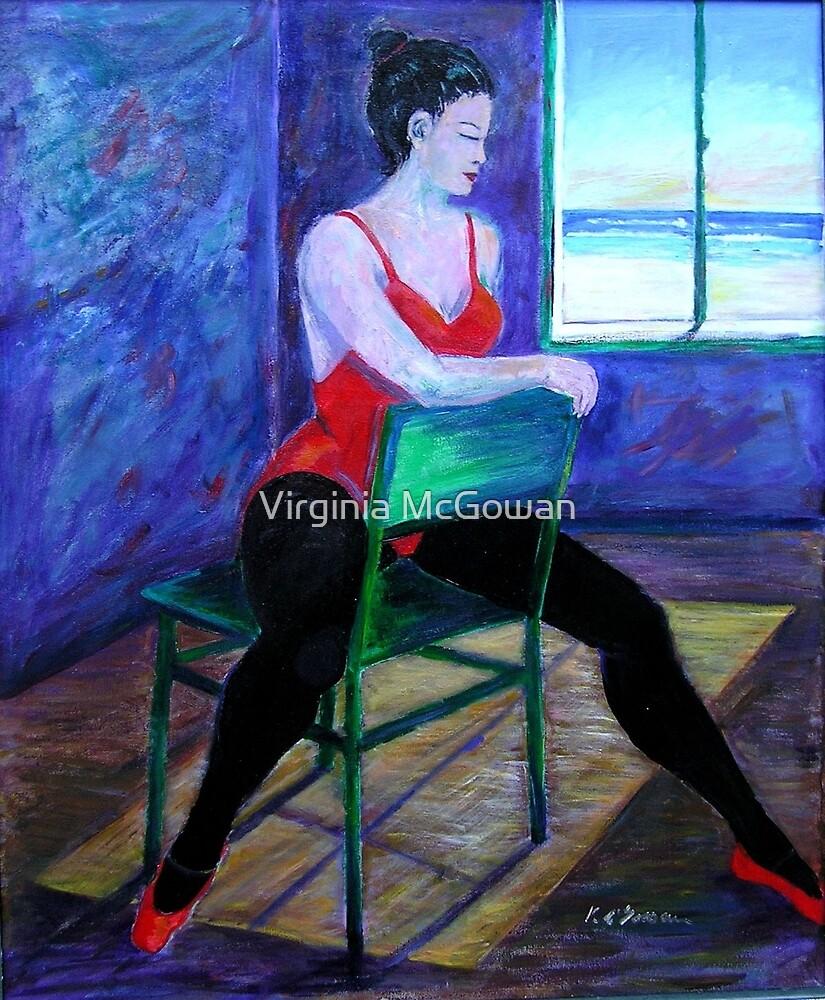 Gold Coast Dancer by Virginia McGowan