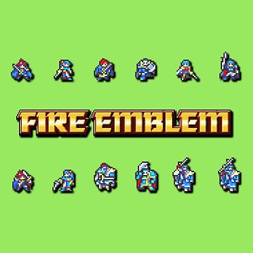 GBA LORDS | Fire Emblem by Rotom479