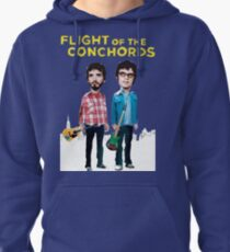 Flight Of The Conchords Pullover Hoodie