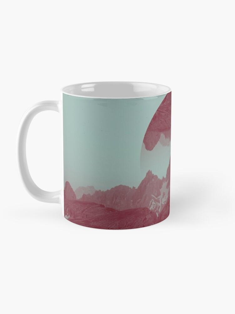 Alternate view of Coming Off Mug