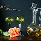 Cheers Valentine ! by Gilberte