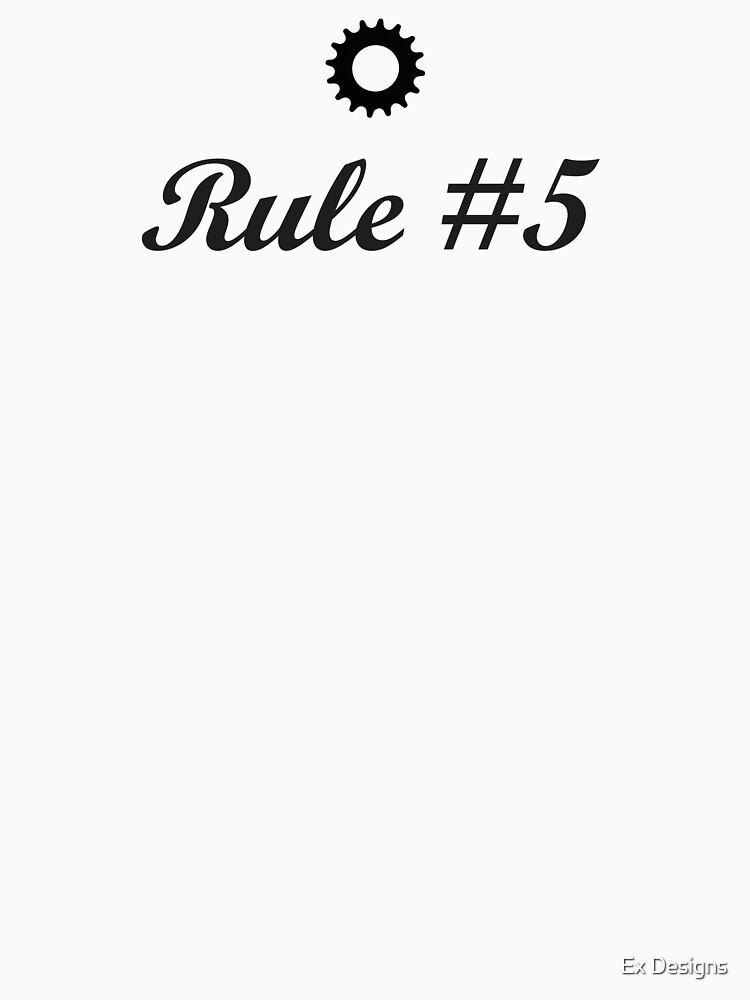 Rule 5 by delmo