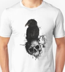 Raven and Skull T-Shirt