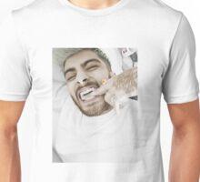Zayn Malik - Ring Selfie (Colored) Unisex T-Shirt
