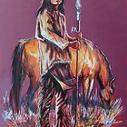 Way Of The Warrior  by Susan McKenzie Bergstrom