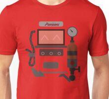 Dispenser minimalistic Unisex T-Shirt