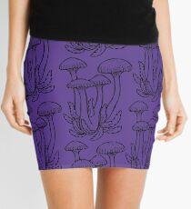 Shrooms Mini Skirt