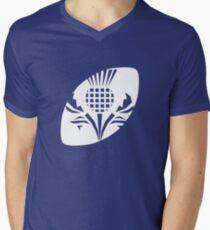 Rugby Scotland V-Neck T-Shirt