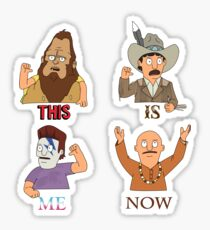 THIS IS ME NOW Sticker