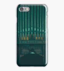 The Organist iPhone Case/Skin