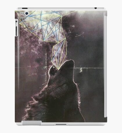 Wolves in the Night iPad Case/Skin