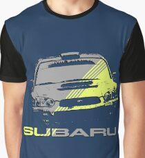 Subaru Impreza Graphic T-Shirt