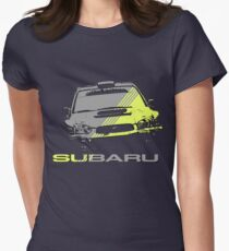 Subaru Impreza Women's Fitted T-Shirt