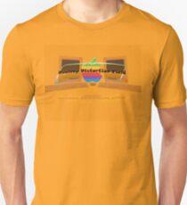 Apple logo Macintosh slogan T-Shirt