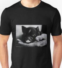 Piglet in Palm Unisex T-Shirt