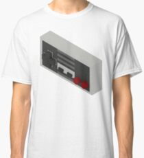NES Controller - Isometric Classic T-Shirt