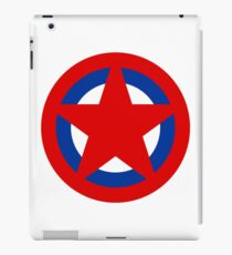 Soviet Air Forces Roundel iPad Case/Skin