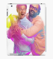 tim and eric awesome show iPad Case/Skin