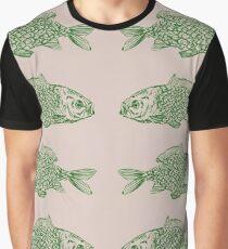 Poissons Graphic T-Shirt