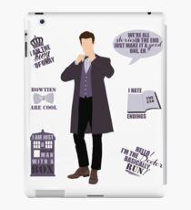 11 Doctor  iPad Case/Skin