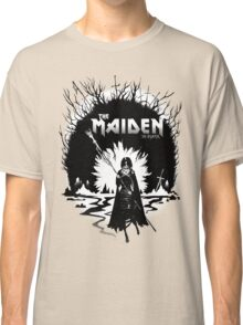 The Maiden in Black Classic T-Shirt