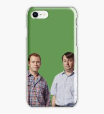 Mark & Jez iPhone Case/Skin