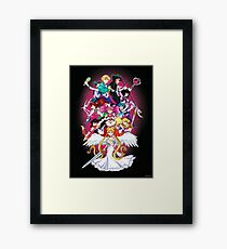 Princesses Framed Print
