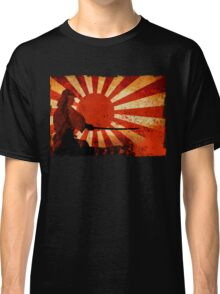 Samurai Sun Classic T-Shirt