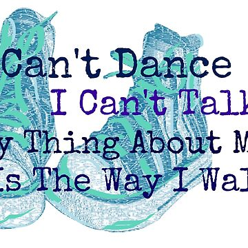 I Can't Dance by Wightstitches