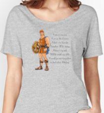 Hercules  Women's Relaxed Fit T-Shirt