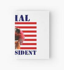 Animal for President Hardcover Journal