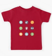 Doctor Who Items Kids Tee
