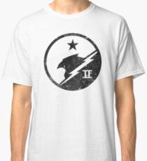 Blue Team Distressed Classic T-Shirt