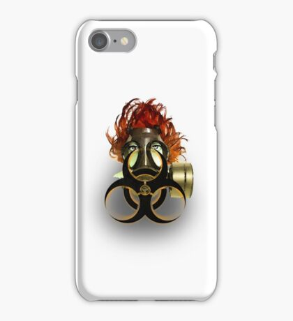 .:BIOHAZARD:. iPhone Case/Skin