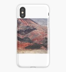 Lake Mead Geological Abstract  iPhone Case/Skin