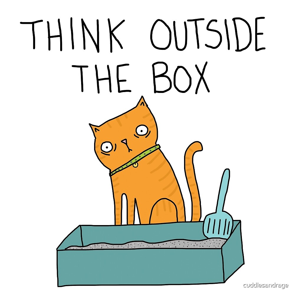 Creative Cat by cuddlesandrage