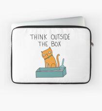 Creative Cat Laptop Sleeve