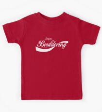 Enjoy Bouldering Kids Clothes