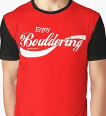 Enjoy Bouldering Graphic T-Shirt