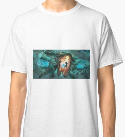Inoculating the Water Dragon  Classic T-Shirt