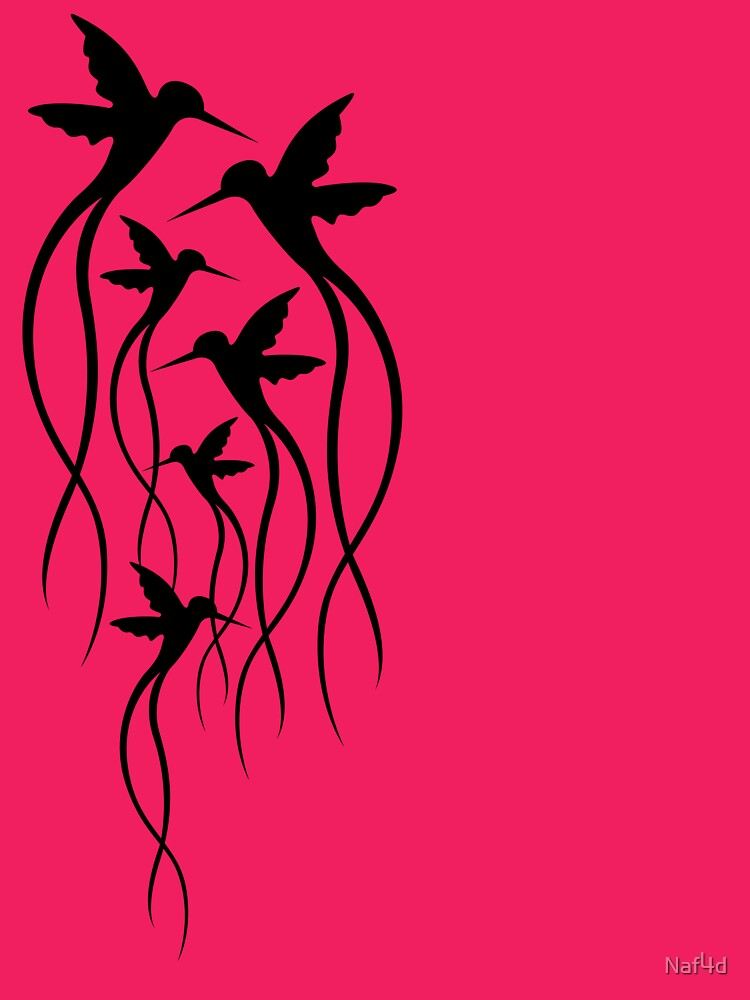 Humming Birds by Naf4d