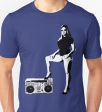 Brooke Alvarez And A C-100F Boombox T-Shirt