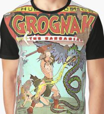 Grognak (Issue 14) Graphic T-Shirt