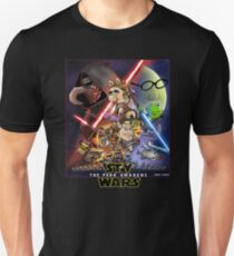 The Pork Awakens Unisex T-Shirt