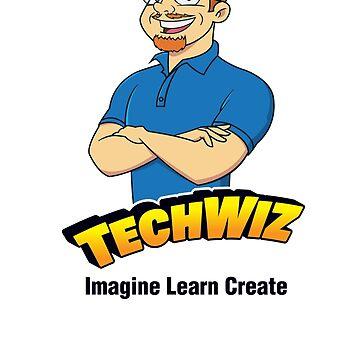 TechWiz In Technicolor by techwiz